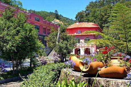 Madeiras Blütenpracht im 5*-Eco-Hotel - Kostenfrei stornierbar, Hotel Quinta da Serra, Câmara de Lobos, Madeira, Portugal - save 45%