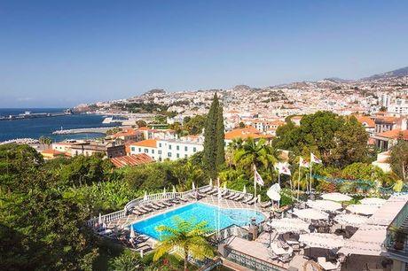 Madeira in hochherrschaftlichem Ambiente - Kostenfrei stornierbar, Hotel Quinta Bela São Tiago, Funchal, Madeira, Portugal - save 62%