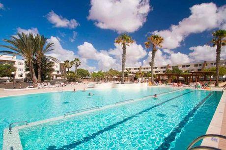 España Lanzarote - Los Zocos Club Resort 4* desde 108,00 €. Entorno espectacular en media pensión y 1 niño gratis