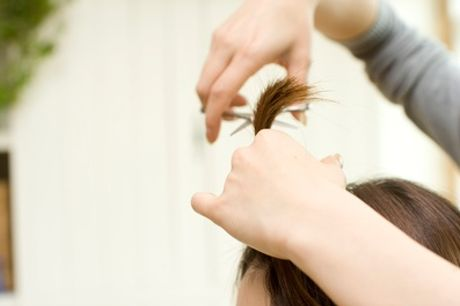 Wash, Cut and Blow-Dry with Opt Half-Head of Highlights at Kynd Clinic (Up to 45% Off)
