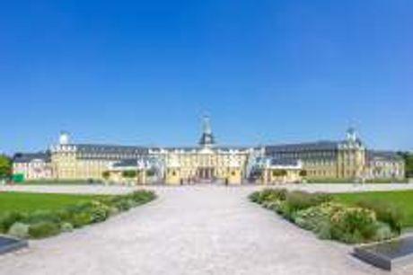 Städtetrip nach Karlsruhe. Ihr zentral gelegenes 3-Sterne Hotel Arthotel ANA Eden Superior ist der perfekte Ausgangspunkt für eine spannende Erkundungstour durch Karlsruhe. Ganz oben auf Ihrer Liste steht das imposante Schloss Karlsruhe aus dem 18. Jahrhu