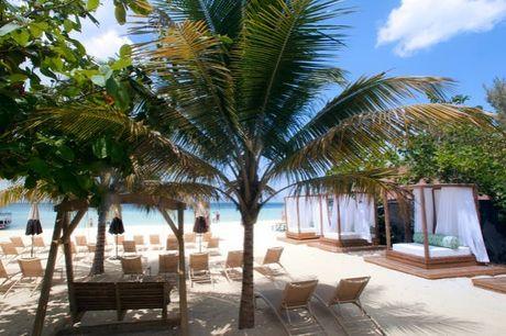 First-Class-Beachresort auf Jamaika - Kostenfrei stornierbar, Sandy Haven Resort Negril, Jamaika - save 54%