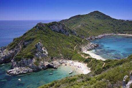 Traumkulisse auf Korfu - Kostenfrei stornierbar, Ariti Grand Hotel, Kanoni, Korfu, Griechenland - save 36%