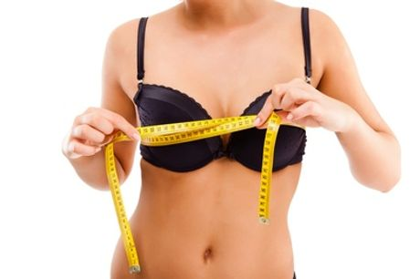 One or Three Sessions of NiceLift Breast Enhancement at Nice Lipo