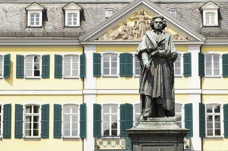 Auf den Spuren van Beethovens in Bonn - Kostenfrei stornierbar, Living Hotel Kanzler, Bonn, Nordrhein-Westfalen, Deutschland - save 31%
