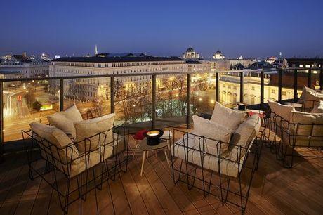 Austria Viena - 25hours Hotel Vienna 4* desde 66,00 €. Surrealismo y exotismo en la capital austriaca