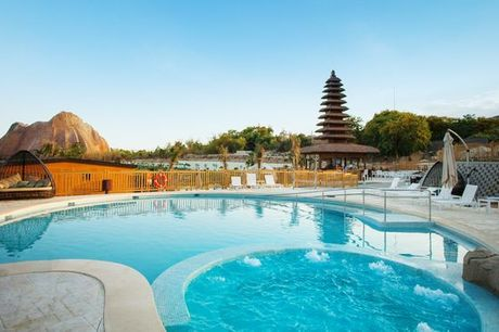 España Benidorm - Magic Natura Resort 4* desde 116,00 €. Todo Incluido y entrada a los parques Terra Natura y Aqua Natura
