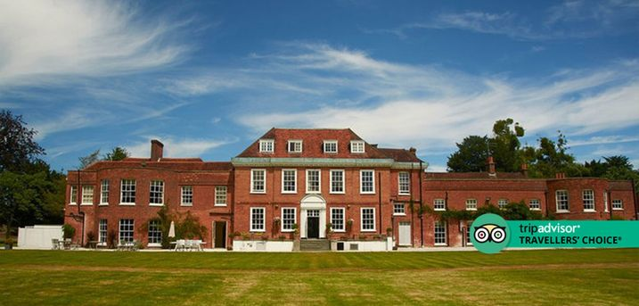 A 4* Stoke Poges stay for two people at Stoke Place with breakfast, three-course dinner, drink and 12pm late check out. £139 for one night, £278 for two nights, or £417 for three nights – save up to 29%