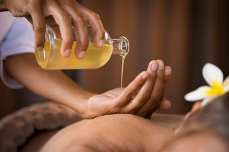 £19 for an aromatherapy 60-minute full body massage at The Cupping Clinic, Bolton