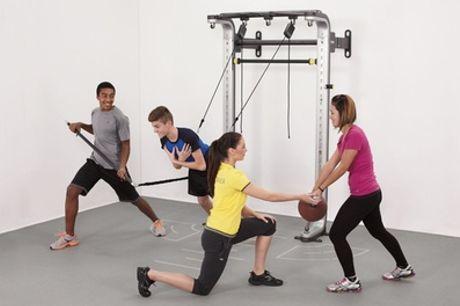 Sport Performance Centre: 1-15 keer trainen met een personal coach op twee locaties in Amsterdam