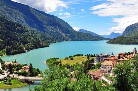 Boutique-Flair in den Dolomiten - Kostenfrei stornierbar, Solea Boutique & Spa Hotel, Fai della Paganella, Trentino-Südtirol, Italien - save 38%