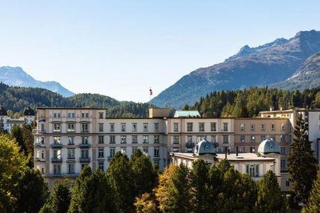 Mit dem Auto vom Bodensee in die Schweizer Berge - Kostenfrei stornierbar, Konstanz, Zürich, Gstaad, Interlaken & St. Moritz - save 15%