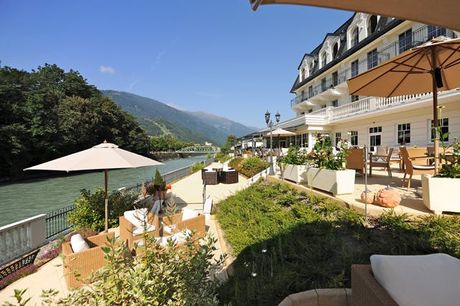 Luxuriöse Spa-Auszeit in Osttirol - Kostenfrei stornierbar, Grandhotel Lienz, Tirol, Österreich - save 34%