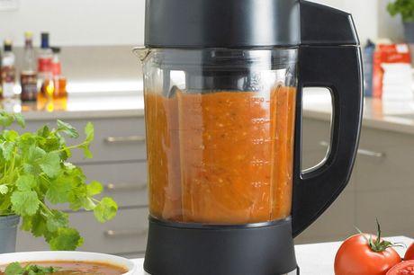 4 In 1 Multifunctional Digital Soup Maker, Blender and Juicer