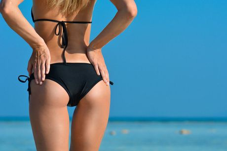 £49 instead of £100 for a Brazilian bum 'lift' body contouring treatment session at KLW Beauty & Aesthetics, Broxbourne, £119 for three sessions or £199 for five sessions - save up to 51%