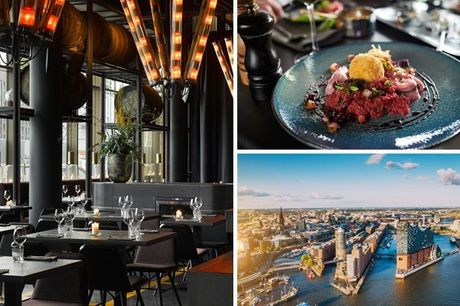 Bo midt i Hamborgs fascinerende havnemiljø med et ophold på det 4-stjernede 25hours Hotel Hamburg HafenCity  - vælg imellem 1, 2 eller 3 overnatninger