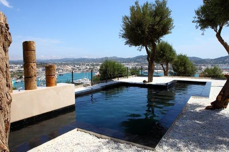 Zauberhafter Meerblick in Ibiza-Stadt - Kostenfrei stornierbar, Hotel La Torre del Canonigo, Ibiza-Stadt, Ibiza, Balearen, Spanien - save 31%