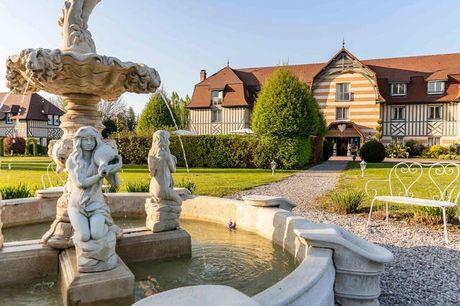 Le Manoir de La Poterie 4* - 100% remboursable , Honfleur, Normandie - save 33%