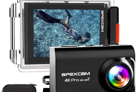 4K Pro EIS Wifi Sport Action Camera