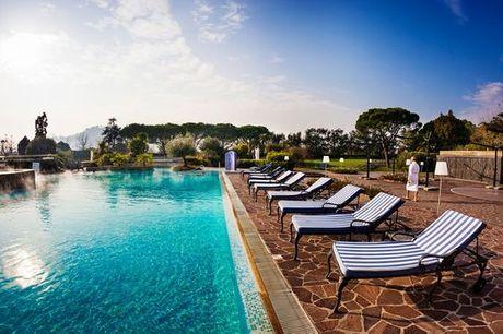 Italia Galzignano Terme - Hotel Majestic Galzignano Terme Golf Resort 4* a partire da € 94,00. Elegante resort termale 4* tra i Colli Euganei