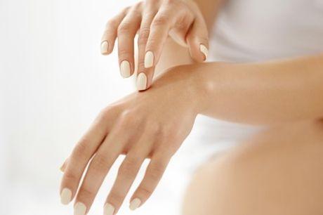 Beauté des mains/ pieds et vernis semi-permanent ou pose d'ongles/de résineavec couleur pour 1 pers. àMixstyle Paris