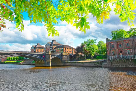 A York city centre stay at Park Inn by Radisson York for two people with breakfast, complimentary chocolate and late checkout. From £69 for one night, or from £129 for two nights - save up to 46%