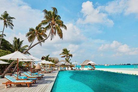 Maldivas Maldivas - Angsana Velavuru 5* desde 1.325,00 €. Villa frente a la playa en el paraíso con todo incluido