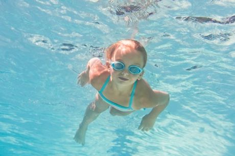 One-Month Kids' Swimming Lessons at Kingfisher Swim School, Three Locations