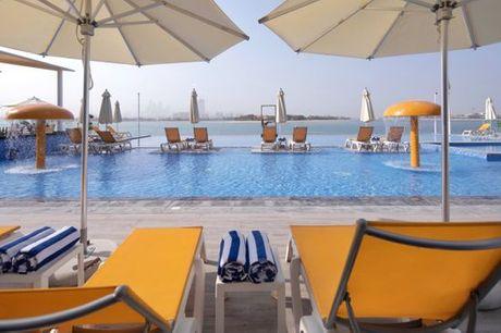 Emirati Arabi Uniti Dubai - Hotel C Central Resort The Palm 5* a partire da € 93,00. Nuovo hotel 5* sulla Palm Jumeirah