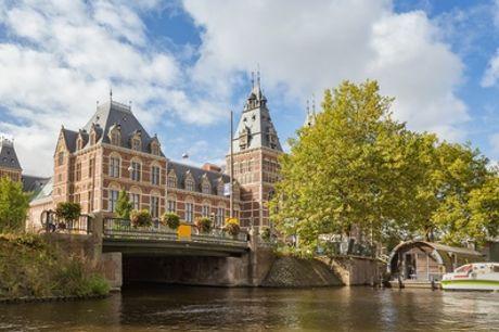 Ontdek het Amsterdamse bos: tweepersoonskamer incl. ontbijt in Holiday Inn Express Amsterdam - South