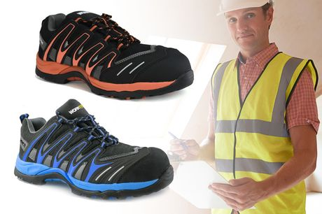 £19.99 for a pair of men's work shoes in UK sizes 6-12 from Shoe Fest