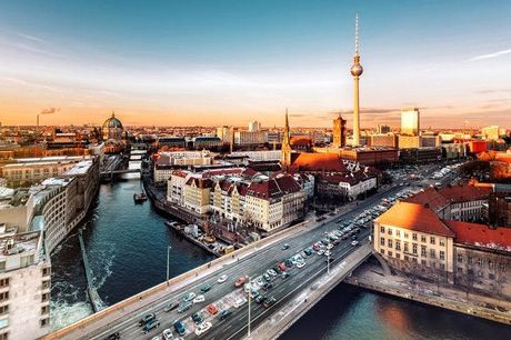 Hyperion Hotel Berlin - 100% rimborsabile, Berlino - save 55%. undefined