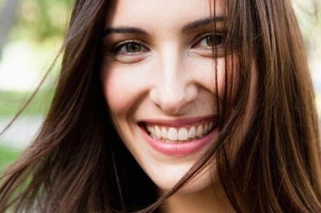 Visita con igiene, sbiancamento led e otturazione denti all'One Dental & Beauty Roma (sconto fino a 81%)