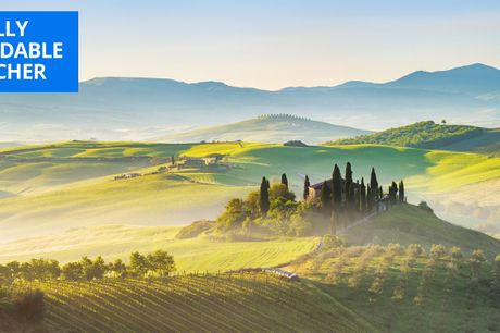 £55pp -- 3-night Tuscany manor house stay, up to 57% off
