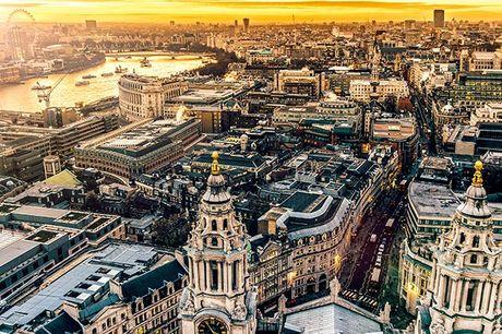 Typisch englischer Stil in London - Kostenfrei stornierbar, Grange Buckingham Hotel, London, England, Großbritannien - save 62%