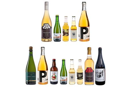 £29 instead of £46 for a case of five bottles of premium artisan cider from Cider Is Wine, £65 for a case of eight bottles plus a 30-minute tasting guide video - save up to 37%