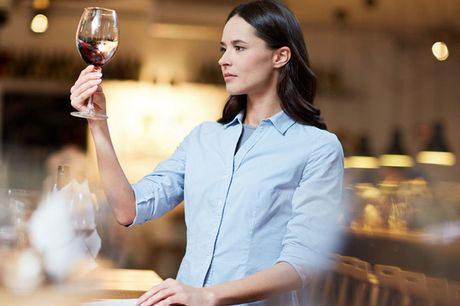 £9 instead of £119 for an accredited wine appreciation course from Event Trix - save 92%