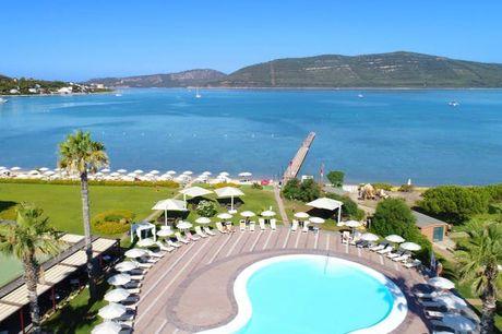 Mediterrane Wellnessoase am sardischen Strand - Kostenfrei stornierbar, Corte Rosada Couples Resort & Spa, Alghero, Sardinien, Italien - save 43%