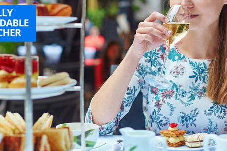 £45 -- Champagne afternoon tea for 2 in Torquay