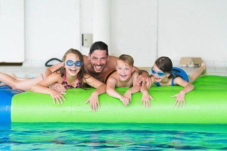 Perfekt familieferie på Landal Greenparks. Oplev Landal Greenparks med 2-4 nætter i valgfrit hus/hytte med plads til 4-6 personer
