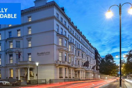 £95 -- London: Kensington studio apartment stay, 46% off