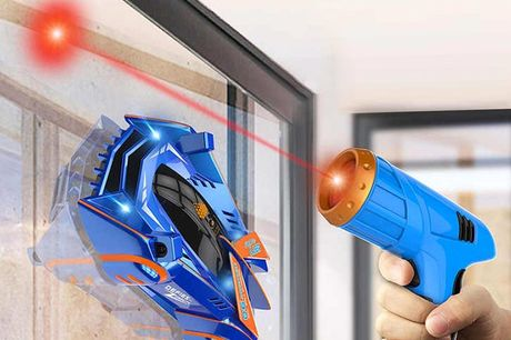 £22.99 instead of £39.99 for a remote control infrared laser tracking car toy from Flashing Pineapple - save 43%