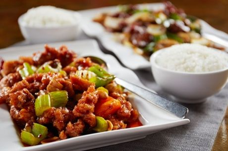 Two-Course Chinese Meal for Two or Four at Chin Chin