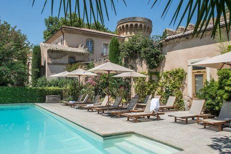 Spa de rêve au Château de Massillan 4* - 100% remboursable, Uchaux, à 40 min d'Avignon, Provence-Alpes-Côte d'Azur - save 56%