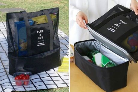 £9.99 for a portable lunch cool bag from Hey4Beauty