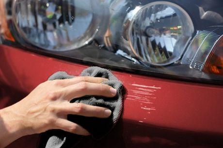 One, Two or Four Car Scratch Repair Nano Cloths