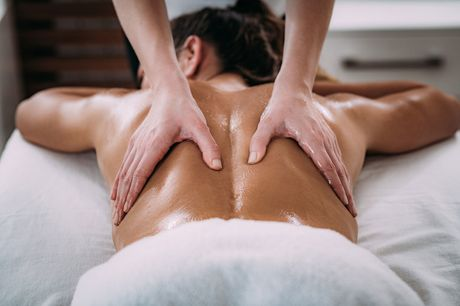 £19 instead of £30 for a one-hour full body massage at LJC Hair & Beauty Salon, Wigan - save 37%