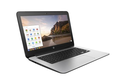 """£159 instead of £179.99 for a refurbished 14"""" HP Chromebook from Renewed Computers - save 12%"""