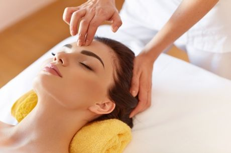 30-Minute Deep Tissue Back Massage and 30-Minute Express Facial at Aesthetic NV (11% Off)
