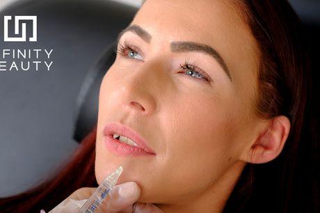 Autoriseret botox el. filler. Få din ungdommelige hud tilbage eller fyldige læber